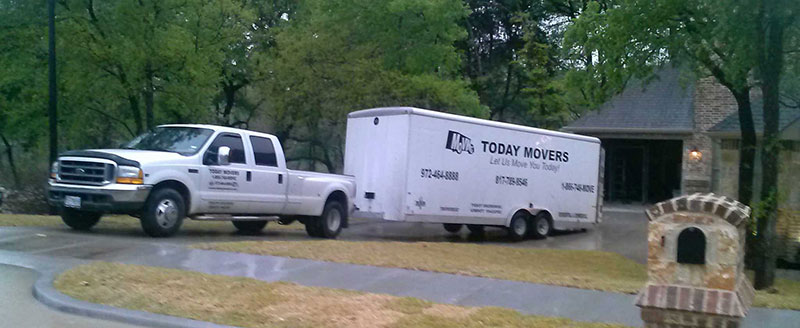 Cedar Hill Moving Company