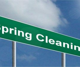 Spring Cleaning: Interior – An Easy Checklist