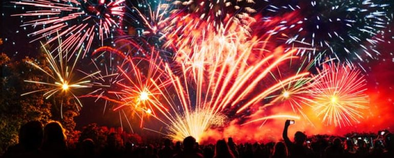 June and July 4th Events in Midlothian